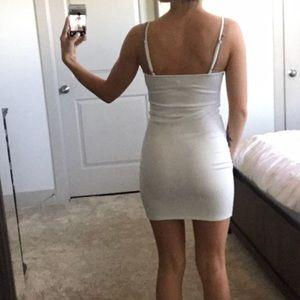 Forever 21 Dresses - White mini dress